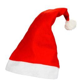 Bonnet de Noël Rouge