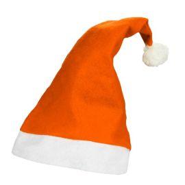 Bonnet de Noël Orange