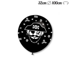 Ballon Motif Pirate 32 cm