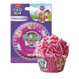 50 Caissettes Skye Pat Patrouille pour Cupcakes