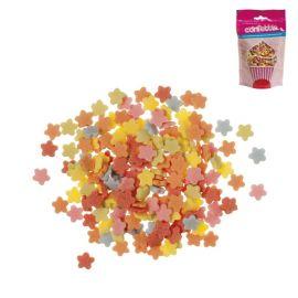 Confettis en Sucre en forme de Marguerite