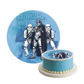 Disque de Sucre Star Wars sans Gluten