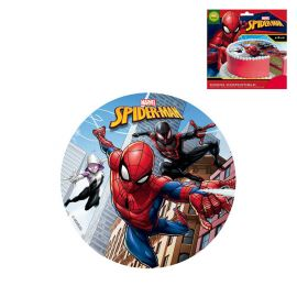 Disque de Sucre Spiderman sans Gluten