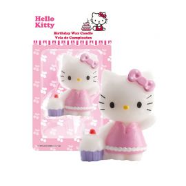 Bougie Hello Kitty 8 cm