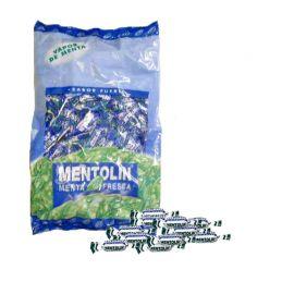 Bonbons Mentolin Eucalyptus sans sucre 1 Kg