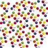 Boules Variées de Chewing-Gum 2 Kg