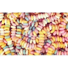 Colliers de Pastilles Bonbons 60 unités