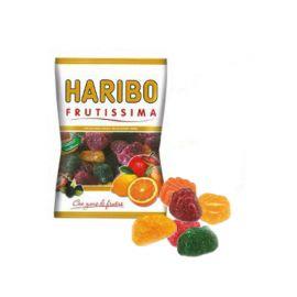 Variétés de Fruits Haribo 1 Kg