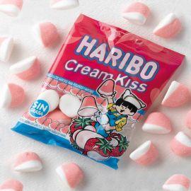 Bisous Crème Haribo 100 Gr