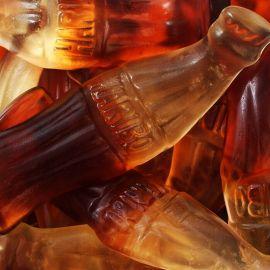 Grandes Bouteilles de Cola Haribo 1 Kg