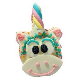 Gâteau de Bonbons en forme de Licorne