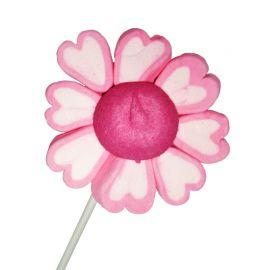Sucette Fleur en Guimauve