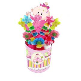 Panier de Bonbons pour Fille