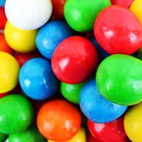 Chewing Gum Boules de Couleur Fini