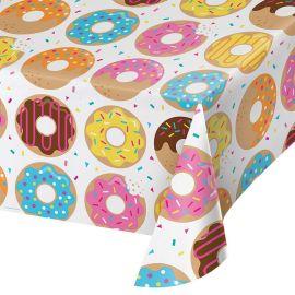 Nappe Donut Time 274 x 137 cm