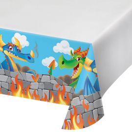 Nappe Dragons 274 x 137 cm