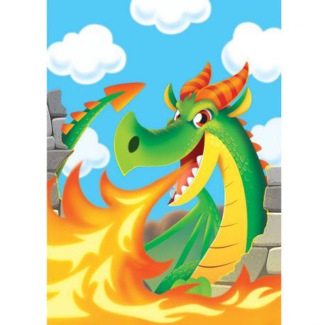 8 Sachets Dragons