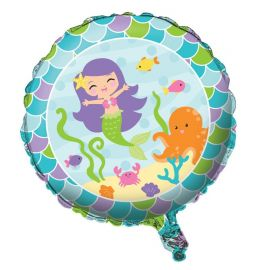 Ballon Sirène 45 cm