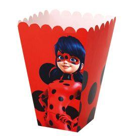 12 Boîtes Pop-corn Miraculous LadyBug