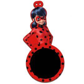 Guirlande Personnalisable Miraculous LadyBug