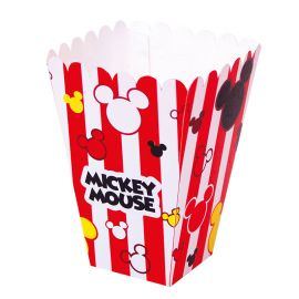 12 Boîtes Pop-corn Mickey Mouse