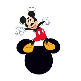 Guirlande Mickey Mouse Personnalisable