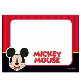24 Étiquettes Adhésives Mickey Mouse