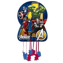 Piñata The Avengers Silhouette