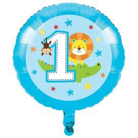 Ballon Animaux pour Garçon 45 cm