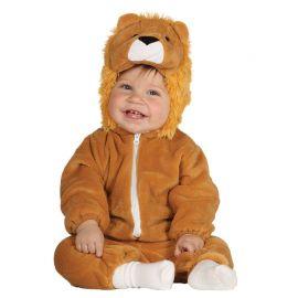 Déguisement pour Bébé Lion Féroce