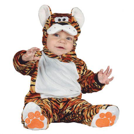 0f4e2552b19f7 Costume Bébé Tigre avec Sabots