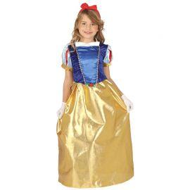 Déguisement de Princesse Blanche-Neige pour Fille