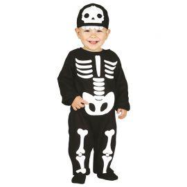 Déguisement Squelette pour Bébé Drôle