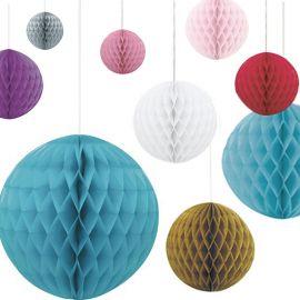 Lanterne Nid d'Abeille 20 cm