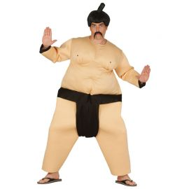 Déguisement de Lutteur de Sumo pour Adultes