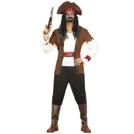 Déguisement de Pirate pour Homme avec Bandeau