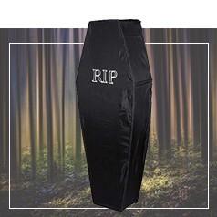 Cercueil Halloween