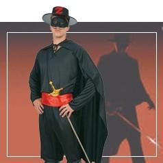Déguisements Zorro Homme