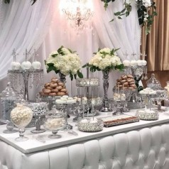 Candy Bar Noces d'Argent