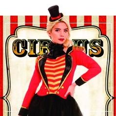 Déguisements de Cirque Femme