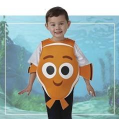 Déguisements Le Monde de Nemo