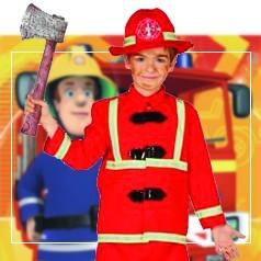 Déguisements Sam le Pompier