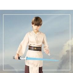 Déguisements de Jedi Enfant