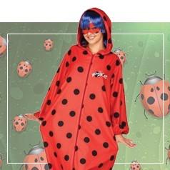 Déguisements de Ladybug Femme