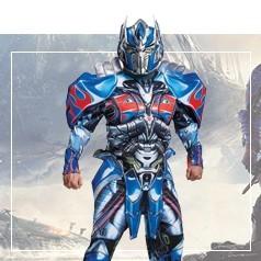 Déguisements Transformers