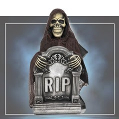 Tombes Halloween