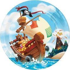 Anniversaire Trésor Pirate