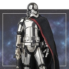 Déguisements de Capitaine Phasma