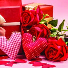 Vitrines Saint Valentin