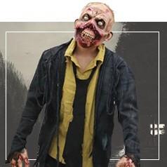 Déguisements de Zombies